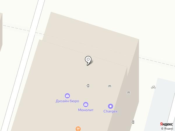 THE ROOF на карте