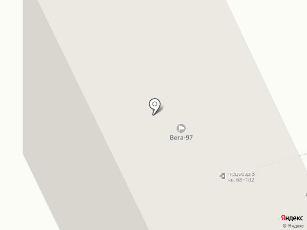 Дружба, ТСЖ на карте