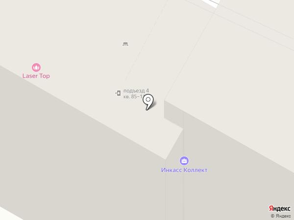 ТехноГород на карте
