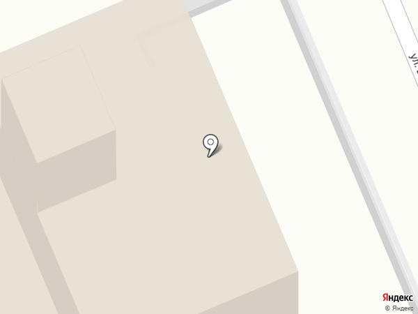 Отдельный пост пожарной части №6 на карте