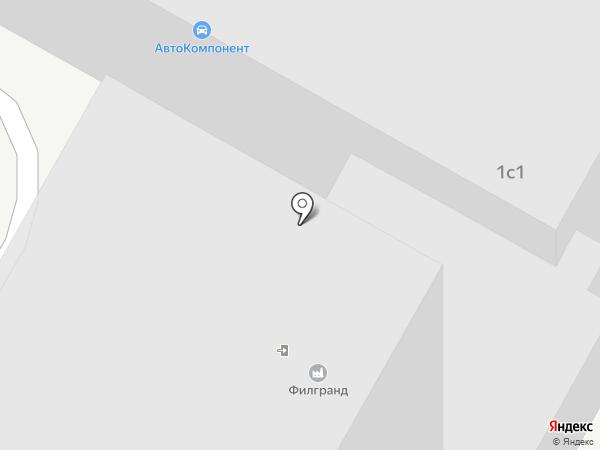 СпецТранспортСервис на карте