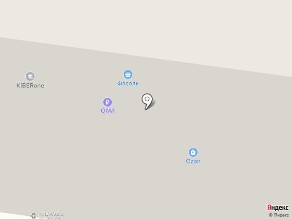 Элстом-М на карте