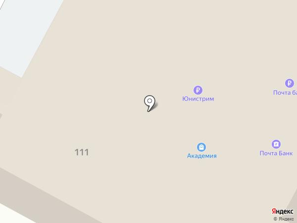 Автоштучки на карте