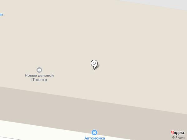 Новонет на карте
