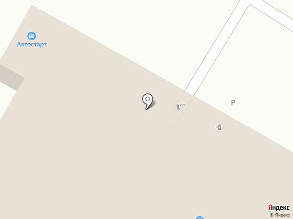 Ельник на карте