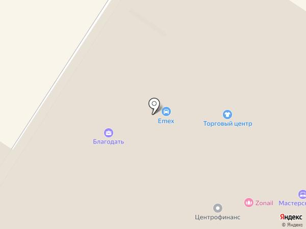 Простоквашино на карте