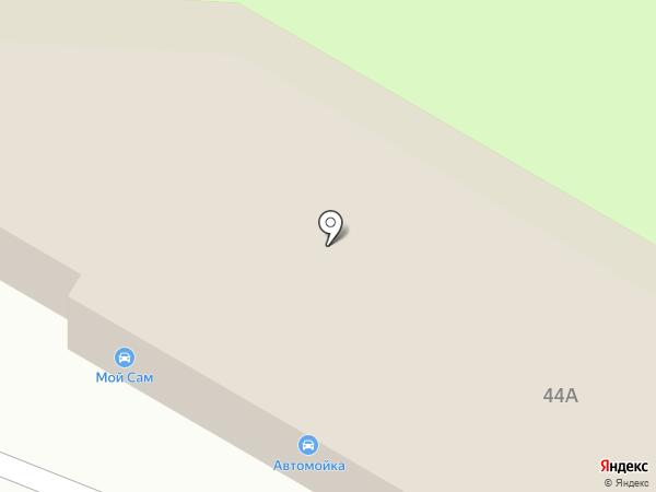 У Лукойла на карте