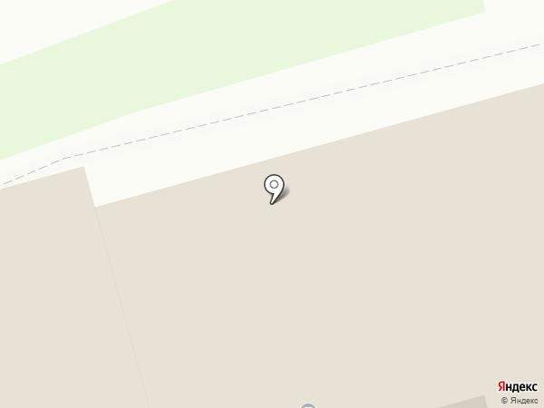 Библиосервис на карте