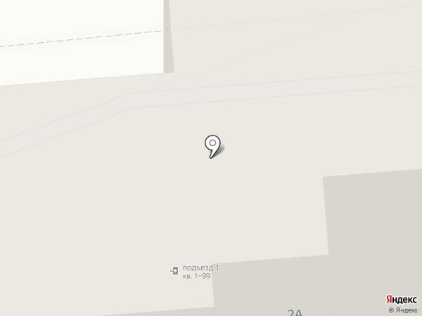 Строительная компания на карте