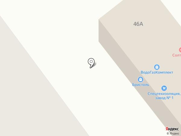 Saltlocus на карте