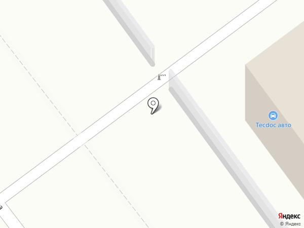 Клик на карте
