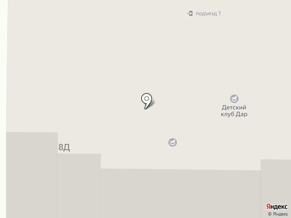 Алмаз, ТСЖ на карте