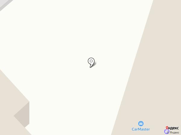 Автосигнализации на карте