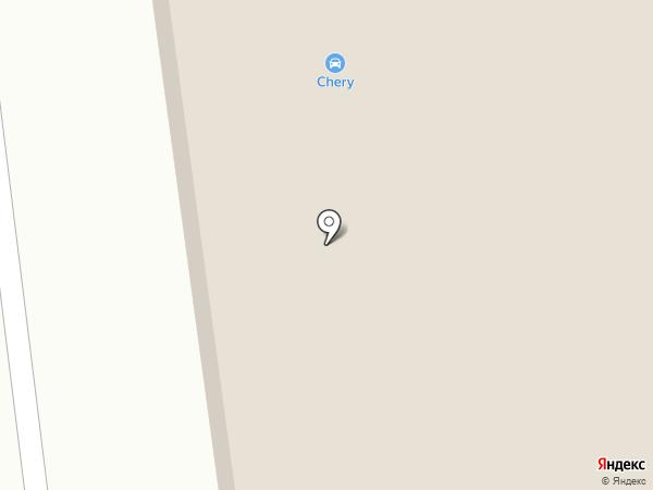 Ford Центр Марий Эл на карте