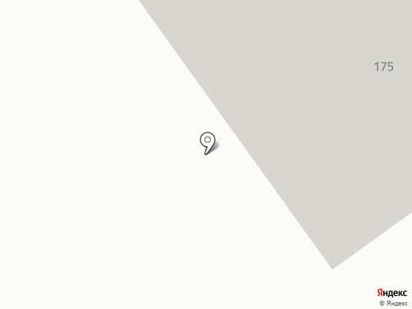 Марс, ТСЖ на карте