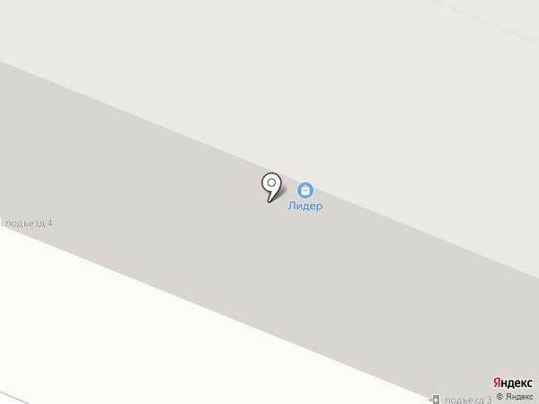 Avangard D на карте
