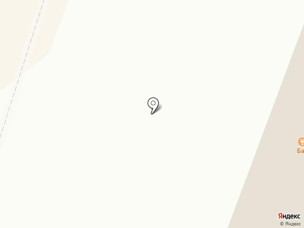 Общественная баня №2 на карте