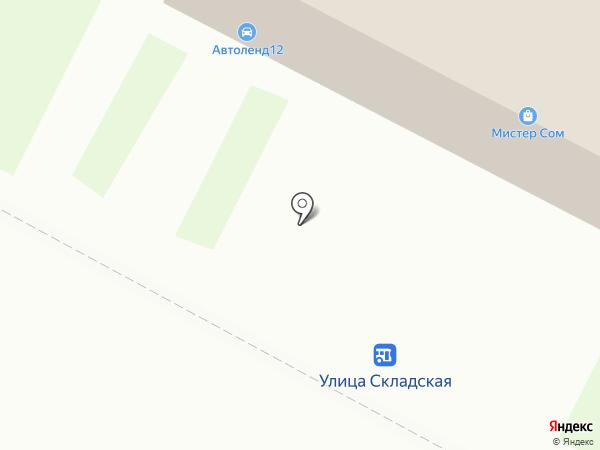 Центр пожарной безопасности на карте