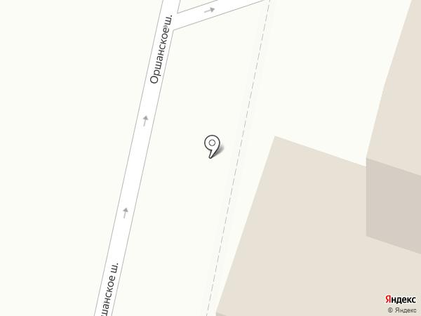 ДельтаСтрой на карте