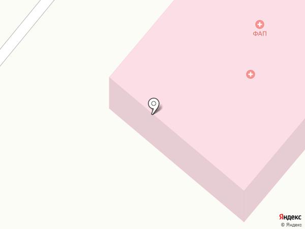 Сенькинский фельдшерско-акушерский пункт на карте