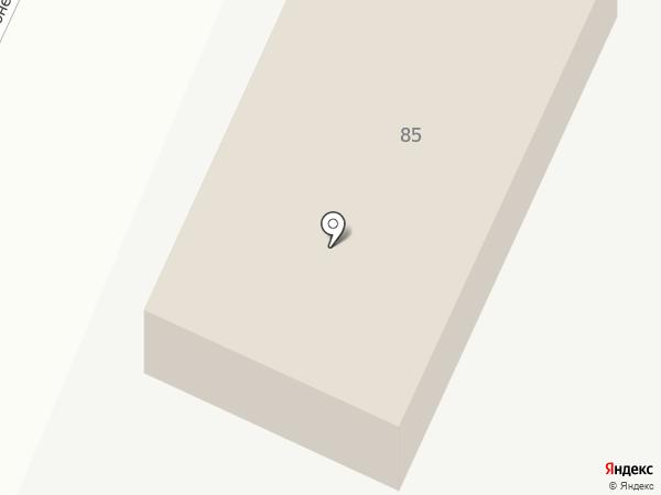 Дорожно-строительное управление №3 на карте
