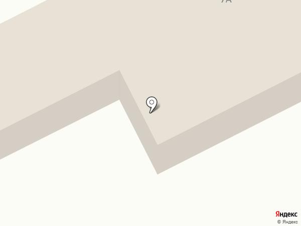 Гостиничный комплекс на карте