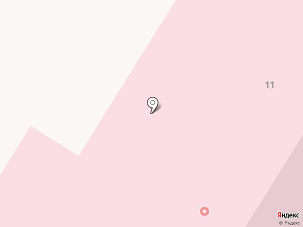 Шойбулакская участковая больница на карте