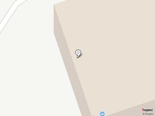 Центр ГАЗ на карте