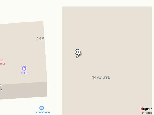 Кондитерская лавка на карте