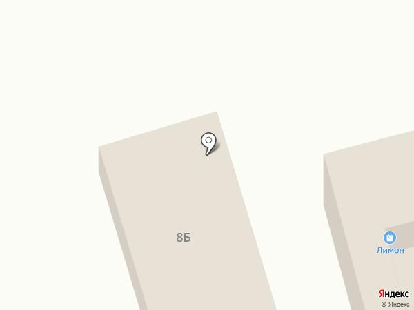 ДАСМ на карте