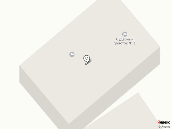 Судебный участок Трусовского района на карте