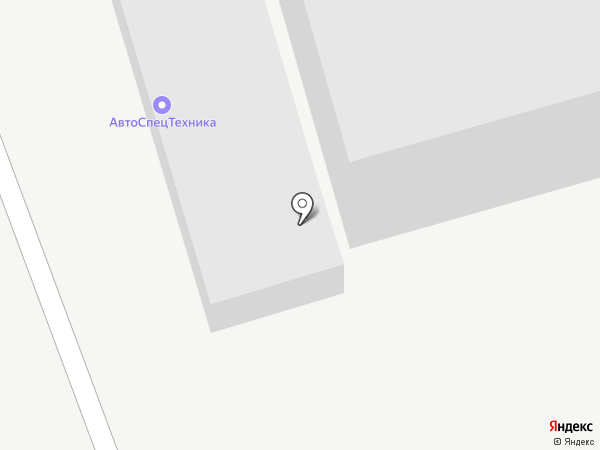 Автоспецтехника на карте