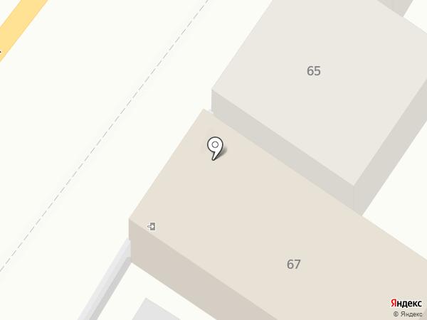 Блэкаут на карте
