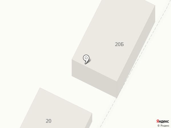 Петрострой на карте