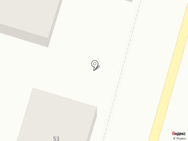 Бетон+ на карте