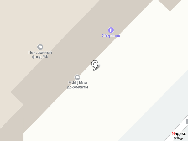 Сытый Енот на карте