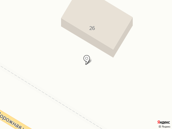 Фирюза на карте