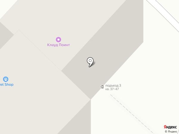 АнтипоСС на карте