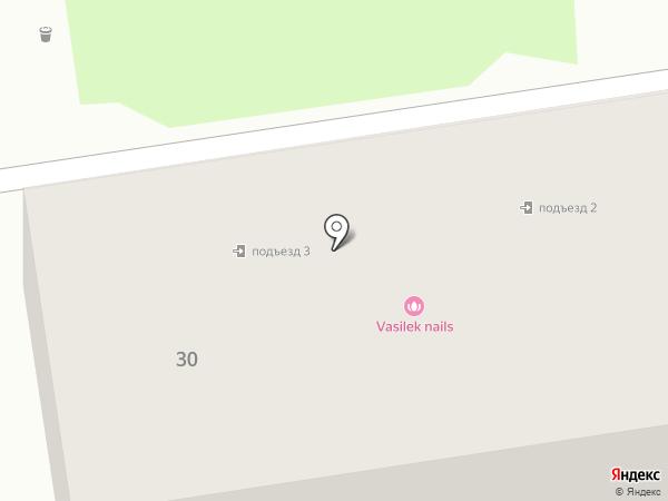 ИНДИГУС на карте