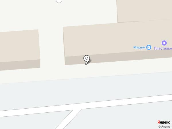 ПАВИС-СТРОЙ на карте