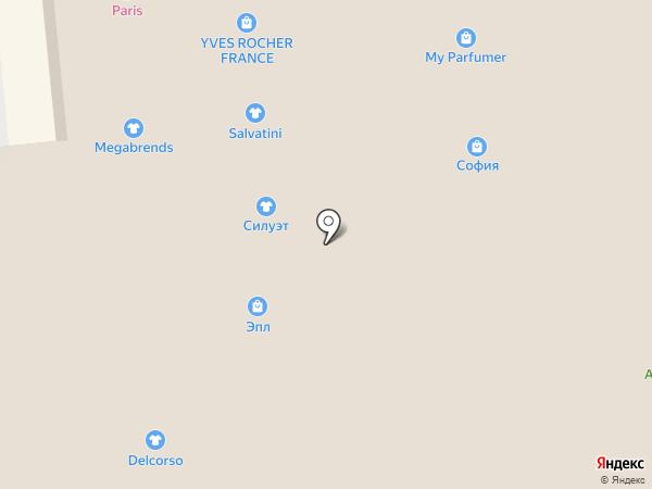 Baggins Collection на карте