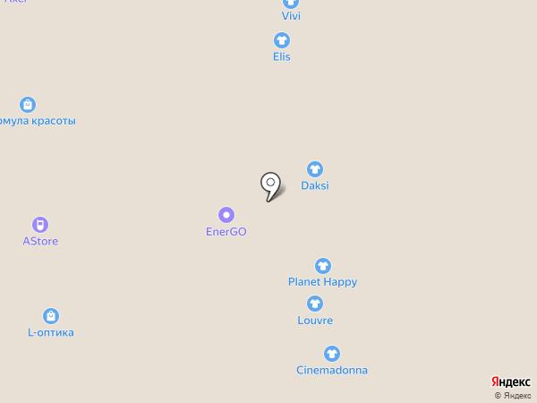 Ёжики на карте