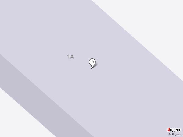 Кузнецовская средняя общеобразовательная школа на карте