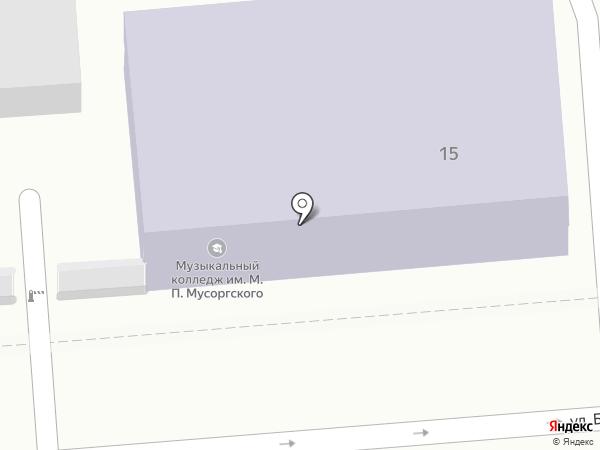 Региональная общественная приемная председателя партии Единая Россия Медведева Д.А. в Астраханской области на карте