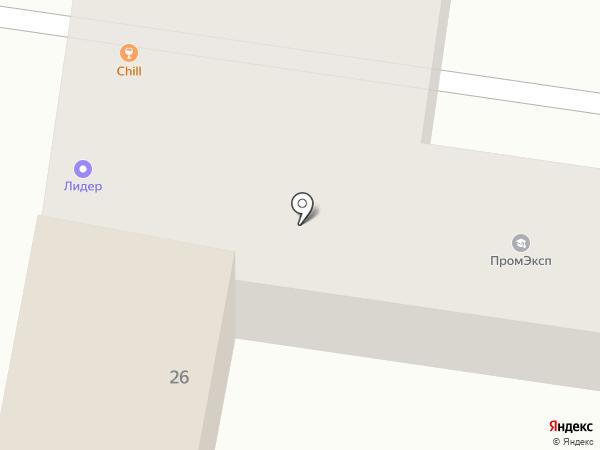 Гравис Проджект Групп на карте