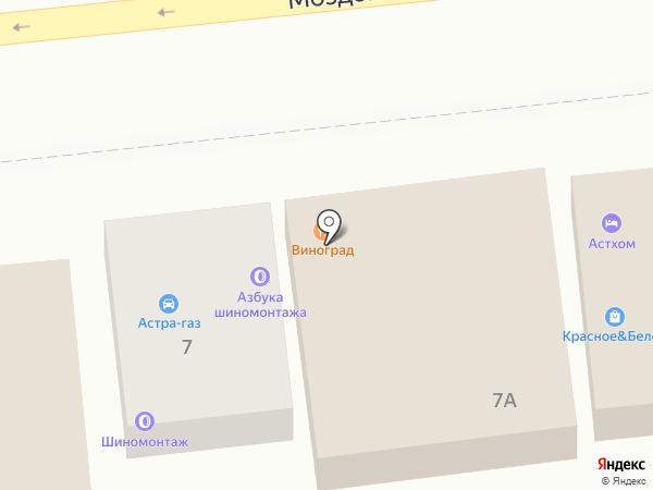 Квартирное бюро на карте