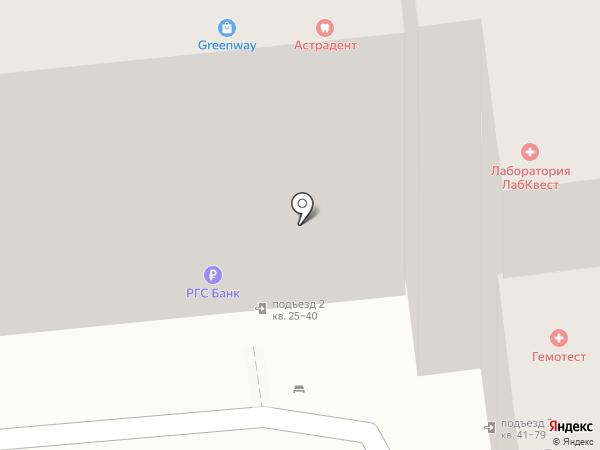 Квартирный вопрос на карте