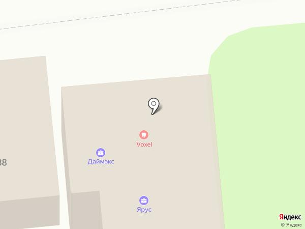 РосГосСтрой на карте