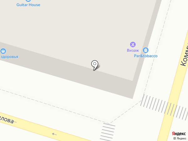 Секонд Лэнд на карте
