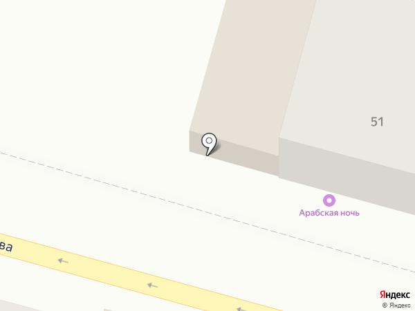 Ассалам на карте